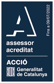 logo assessor acreditat ACCIO 10